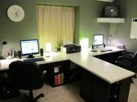 2 Person Desk for Home Office | Two Person Desk ...