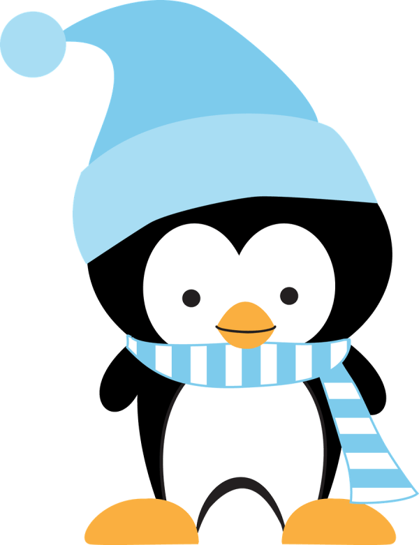 Invierno Penguins Winter Clipart And Christmas