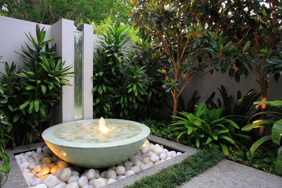 Günstige Outdoor Garten Brunnen Ideen Haus Dekoration Ideen