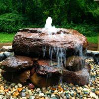 Bubbler dry fountain | Landscape Design | Pinterest ...