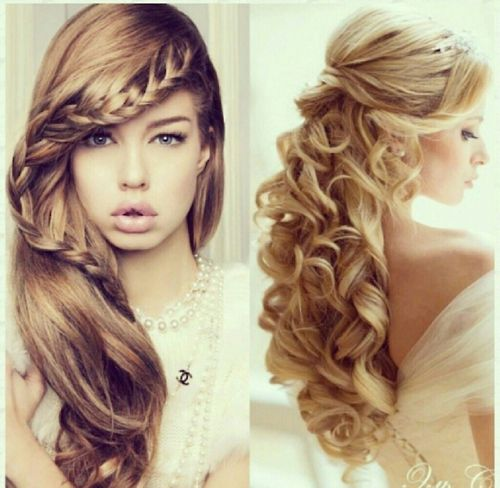 Prom Hairstyles Ideas With Images Night Hairstyles Searches And