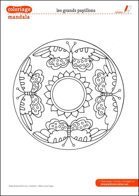 Mandala yin et yan par snezhA partir de la galerie Mandalas