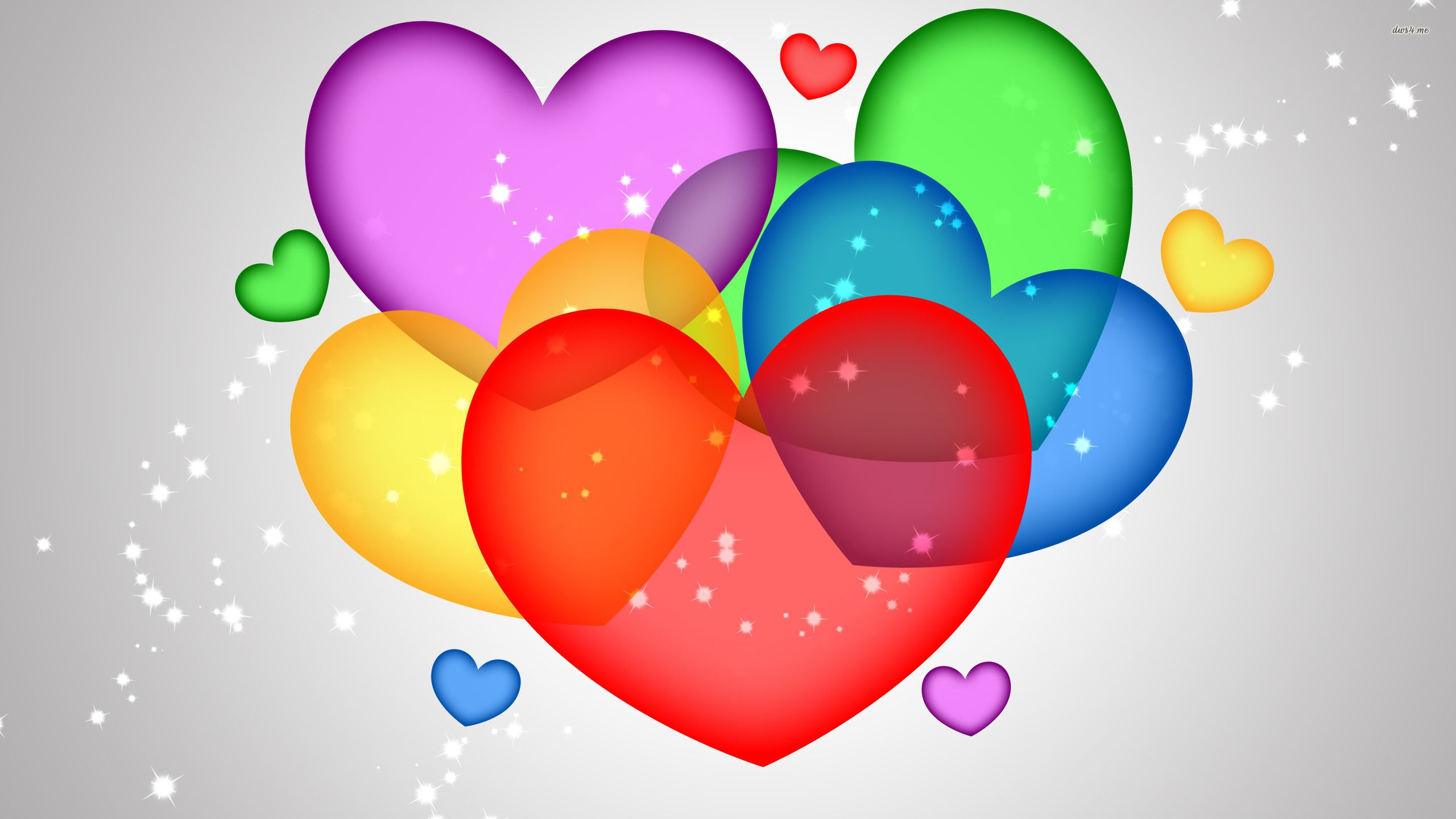 30 Beautiful Love & Heart Wallpapers