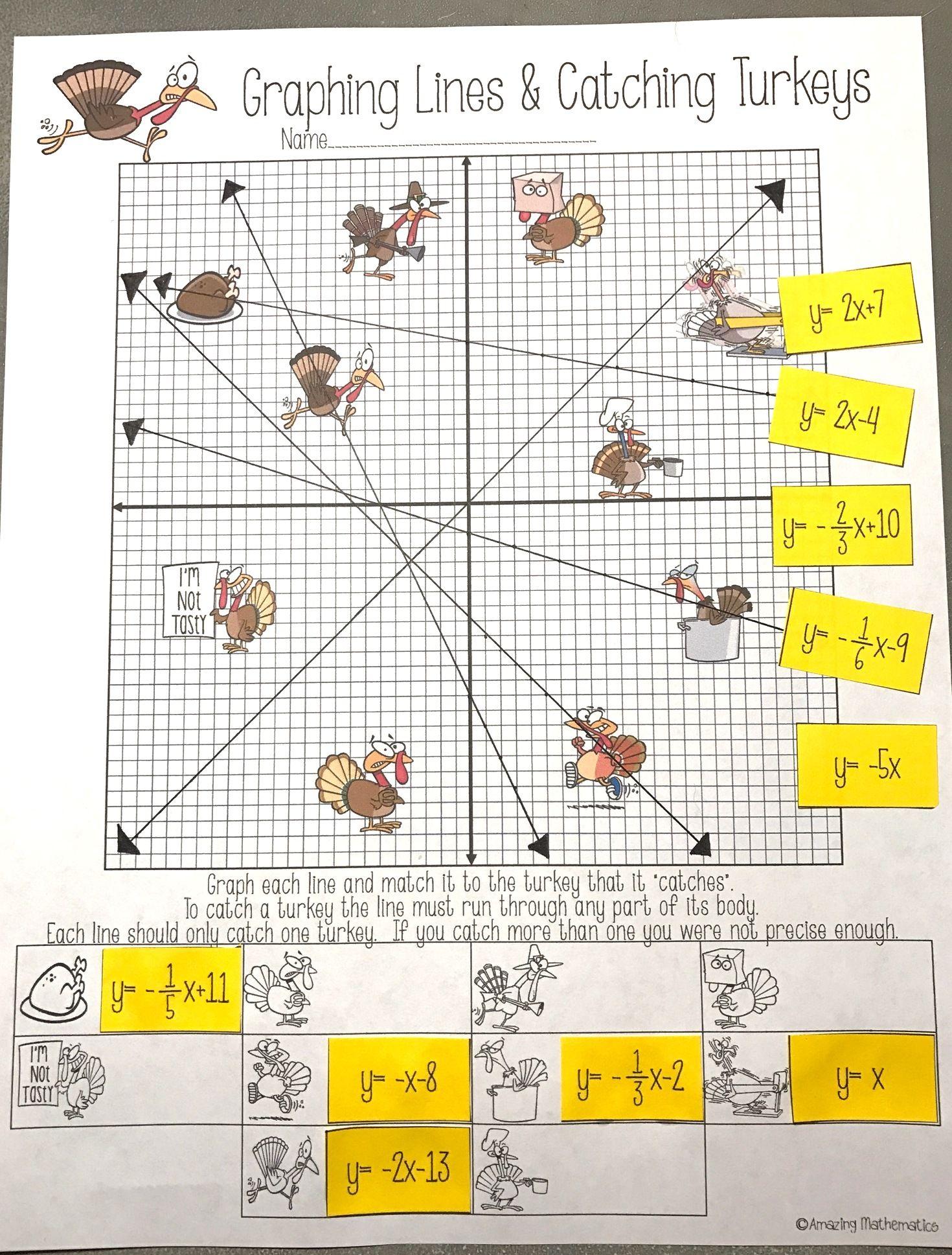 Worksheet Thanksgiving Graphing Worksheet Fun Worksheet