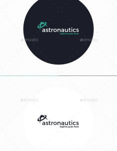 Astronautics logo   ac letter by shaoleen fully editable also  letter logos creative and aliens rh in pinterest
