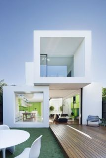Home Design. Awesome Green Architecture Design