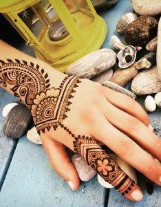 New Beautiful And Easy Mehndi Designs Valoblogi Com