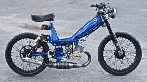 Motobecane Mbk Moped Mobylette Tao Tao 50cc Scooter