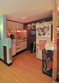 Laura Lees Bright & Playful Basement Studio  House ...