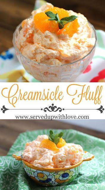 Jello Creamsicle Orange Recipe Salad