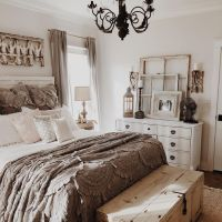 guest bedroom decor / farmhouse decor / home decor ideas ...