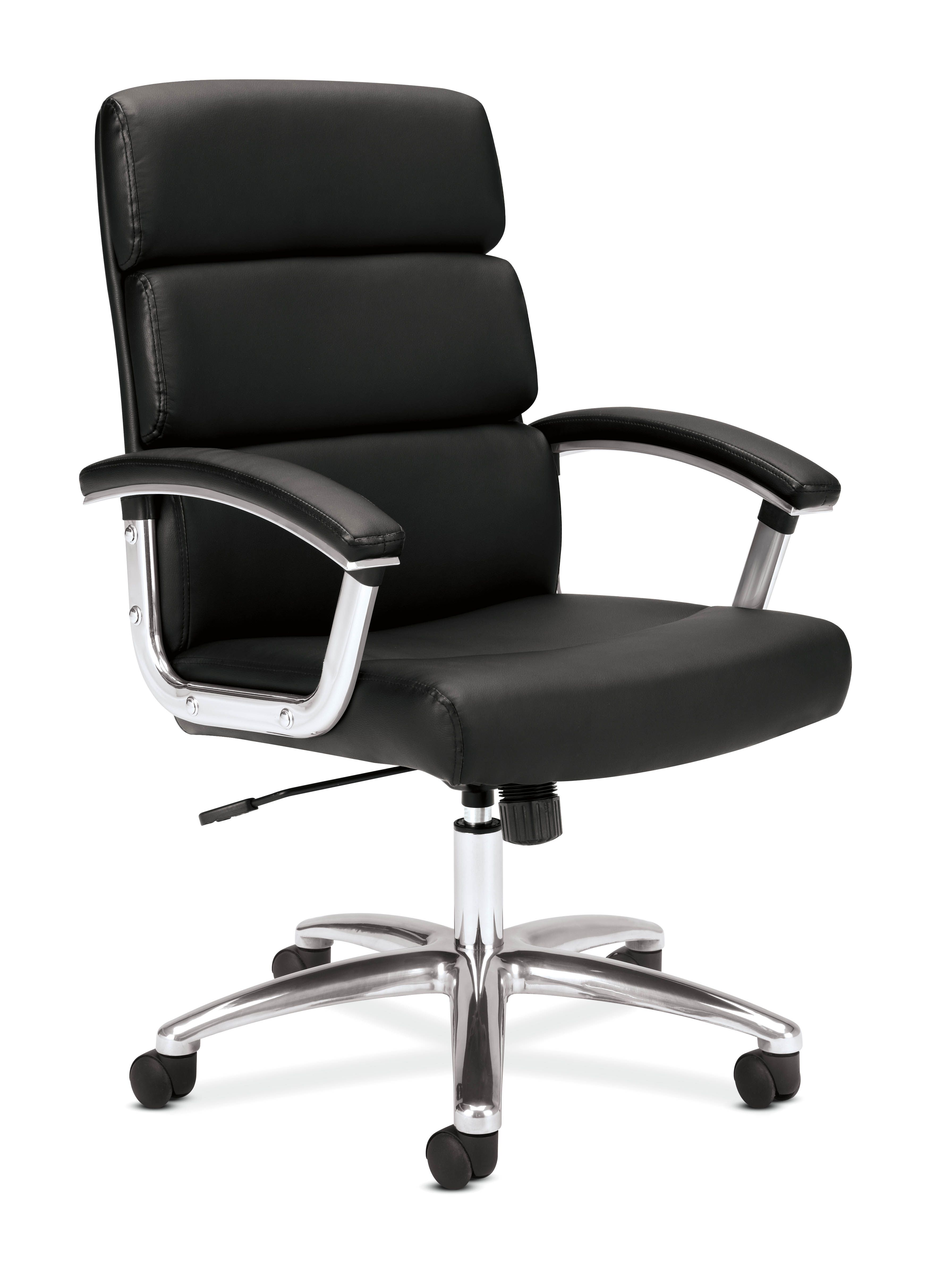 Realspace Chairs Basyx By Hon Vl103 High Back Chair Item Bsxvl103sb11