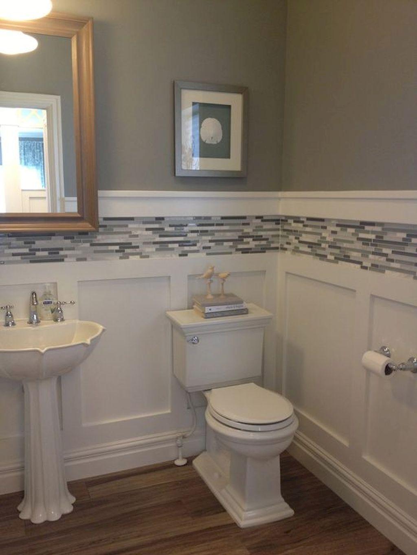 55 Cool Small Master Bathroom Remodel Ideas  Master