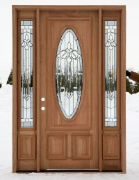 Front Entrance Doors | Exterior Doors, Entry Doors, Wood ...