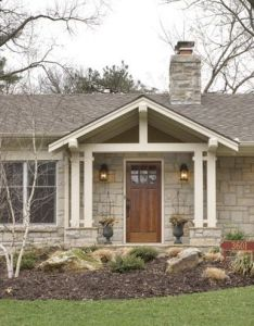 ways to create curb appeal  increase home values also porches porch rh pinterest