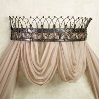 Curtain For Bed Crown | Curtain Menzilperde.Net