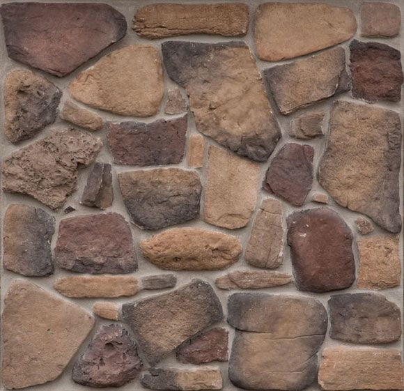 Teelin Bay Fieldstone Stone Veneer  something like this for the retaining wall in front of the