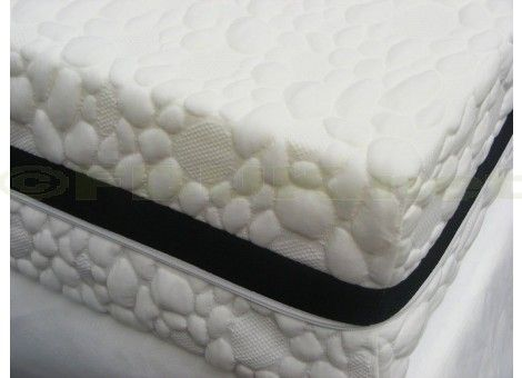 Pebbles Mattress Is Latex Layer Naturally Hypo Allergenic And Gives Instant Pressure Relief As It