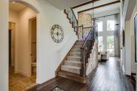 Gehan Homes Stairway - Beige Stone, Carpet Staircase, U ...