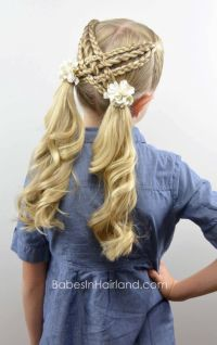 The braid ideas for little girls every mom needs to save ...