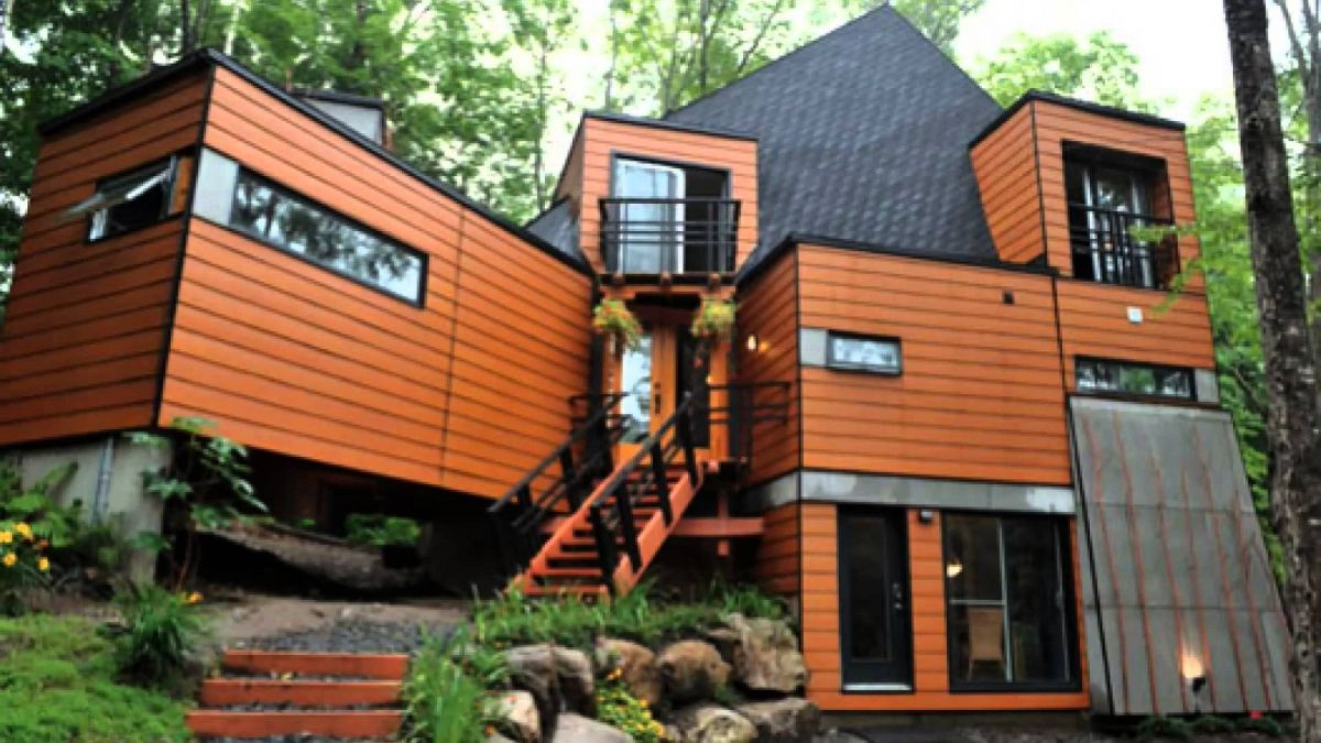 container homes canada | ifmore