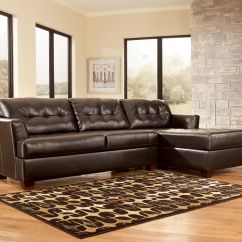 Sofa Sectional Ashley Durablend Wholesale Sofas Dixon Chocolate By Signature
