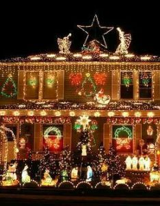 Christmas lights beautiful outdoor decorationschristmas also let   merry pinterest retro and rh za