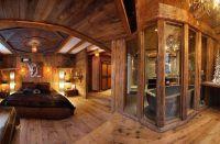 Log Cabin Master Bathrooms   Soapstone Master Bath. Love ...