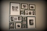 wall ideas using ledge frames | Wall Ledge Decorating ...