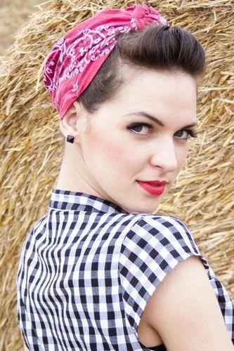 Pin Von Julia Sachs Auf Frisuren Pinterest Rockabilly Album