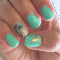 Best 25+ Palm tree nail art ideas on Pinterest | Palm tree ...