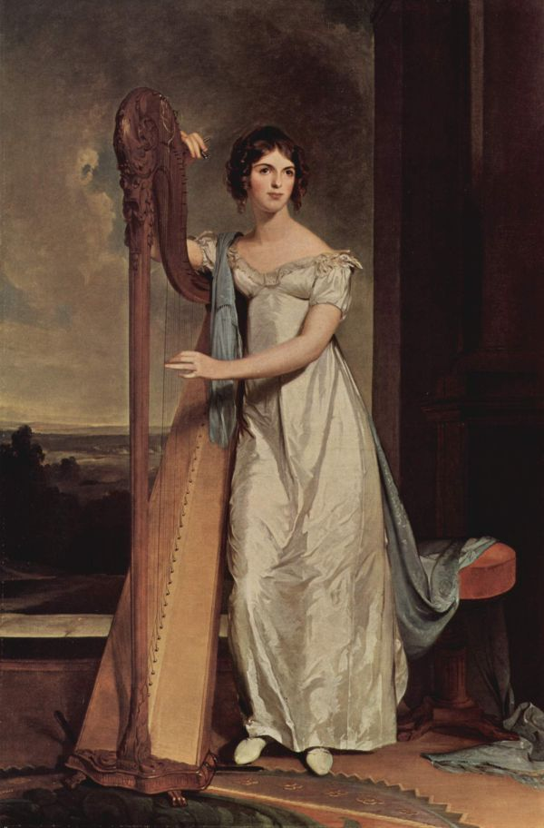 Thomas Sully Paintings
