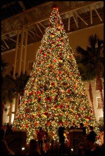 Christmas at Opryland Hotel Nashville