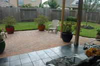adding pavers to extend existing patio - Google Search ...
