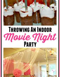 ideas for an epic indoor movie party at your house also best images on pinterest rh
