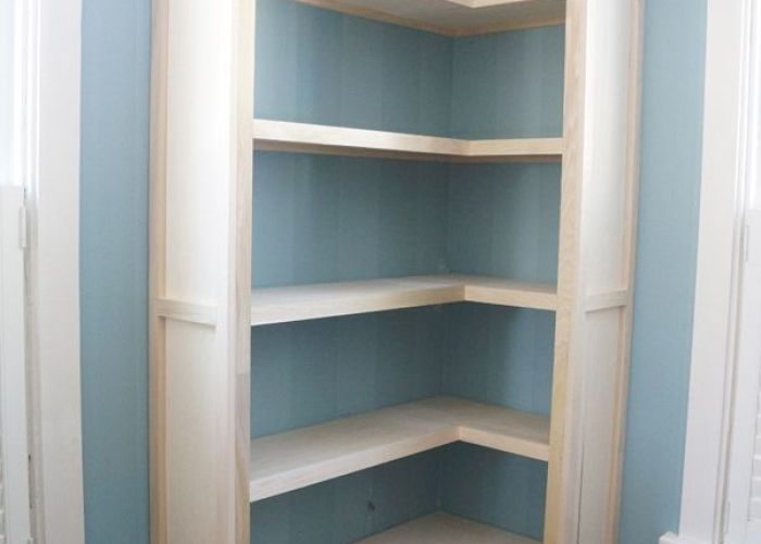 Built in bookcase also for the home pinterest corner house and room