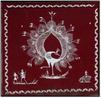 Warli tribes wall painting , India | Art and craft from ...