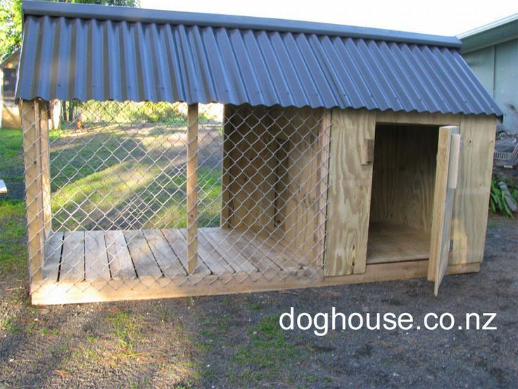 Dog House Outdoor Dog Puppy Houses Kennels And Runs Auckland