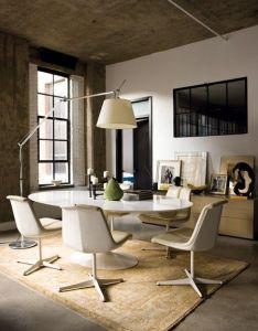 Architecture interiors also salle  manger au style industriel chic new modern pinterest rh