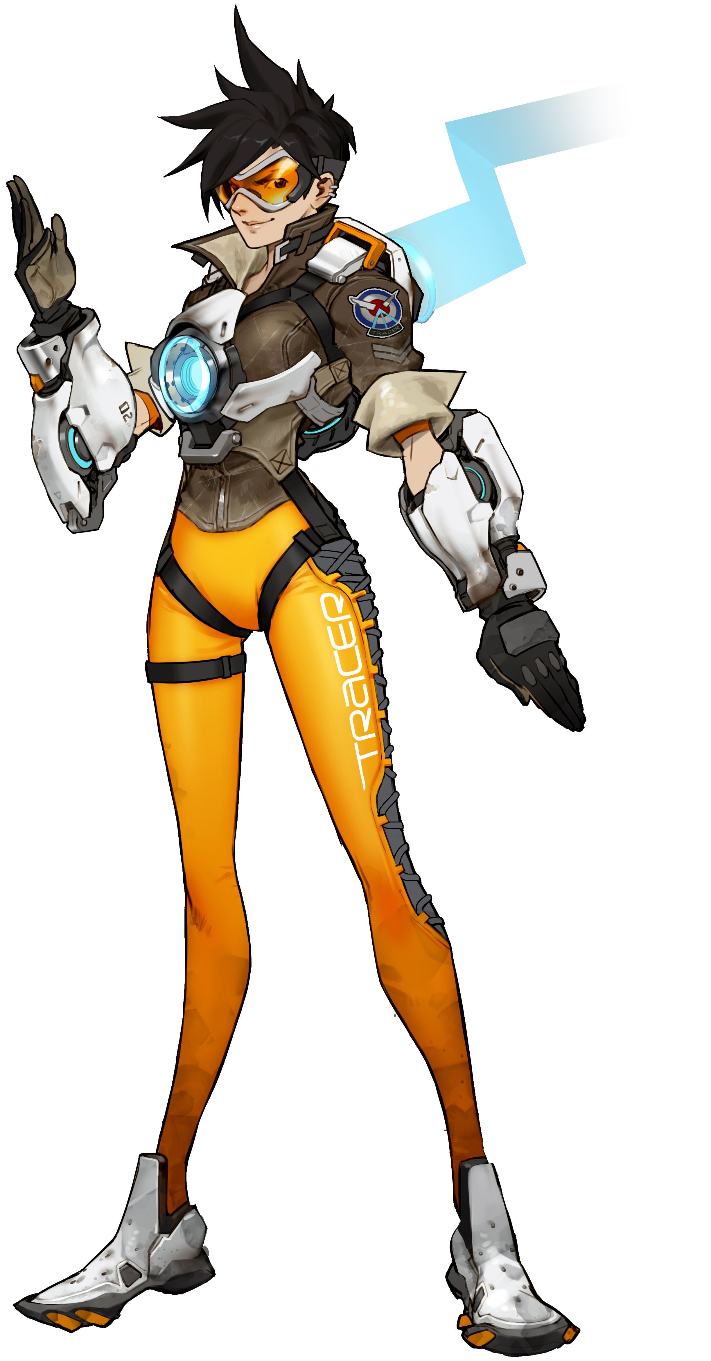 Overwatch Tracer Google Search How To Draw Amp Sketches