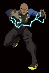 'young Justice' Black Lighting - Phil Bourassa | Young ...
