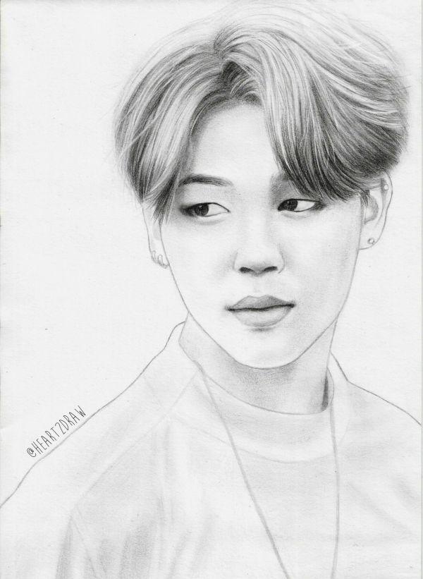Jimin Drawing Easy Imgurl