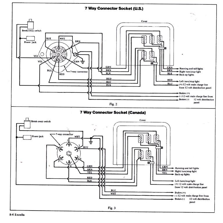 Wiring Diagram For A 1974 Terry Camper