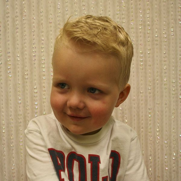 Hairstyles For Toddler Boys With Curly Hair Hairstyles For Toddler