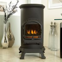 Portable Gas Fireplace Heater | Fireplace | Pinterest ...