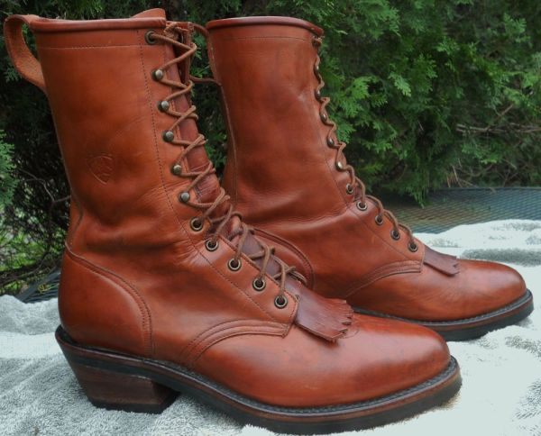 Ariat Packer Boots - Boot Ri