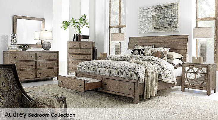audrey bedroom collection | bedroom inspiration | pinterest