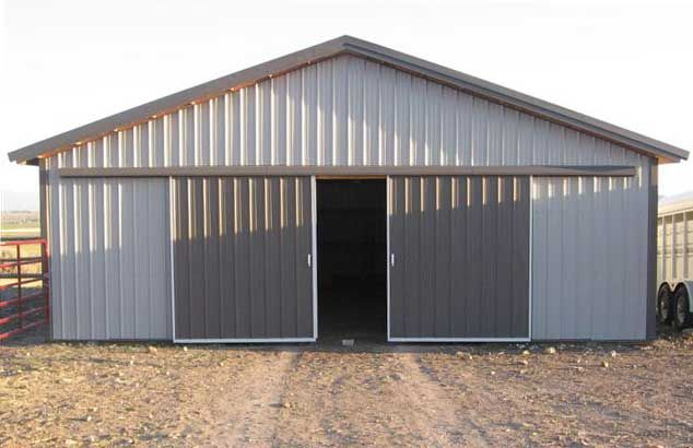Hansen Pole Buildings - Metal
