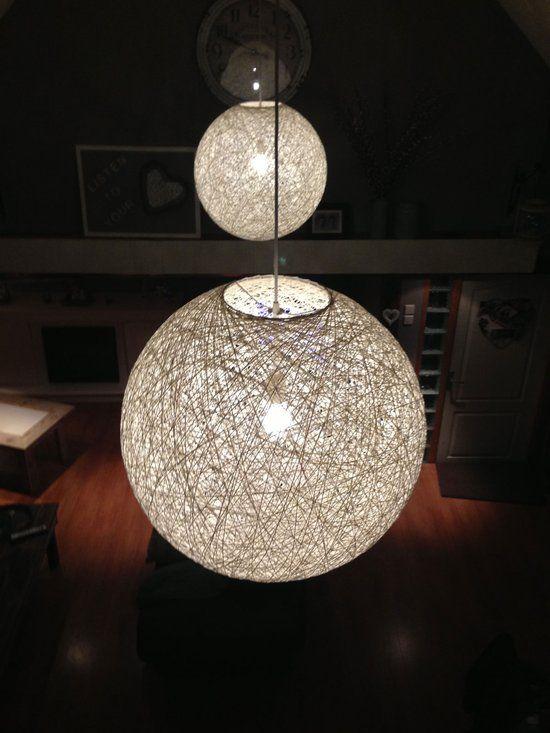 bolcom Willemse verlichting Abaca  Hanglamp  Wit
