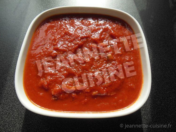Sauce tomate pour accompagner les plats africains et le riz  cuisine africaine  Pinterest